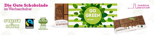 Werbeartikel Süßigkeiten Schokolade